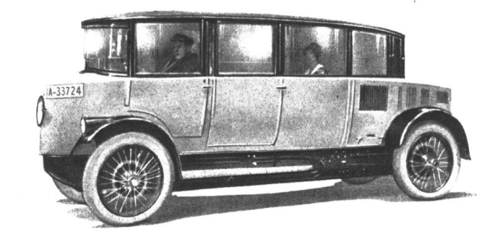 1923_Rumpler Tropfenwagen