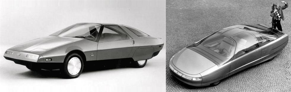 Ford Probe I and V 2